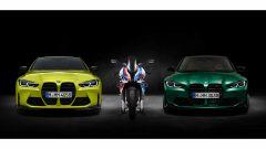 BMW svela l'affilata M 1000 RR: ali aerodinamiche e 212 CV - Immagine: 10