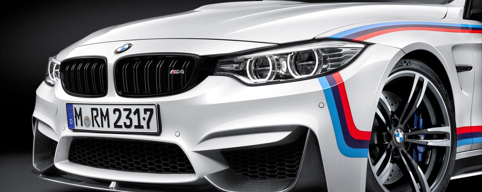 BMW M Performance per M4 e M2 Coupé