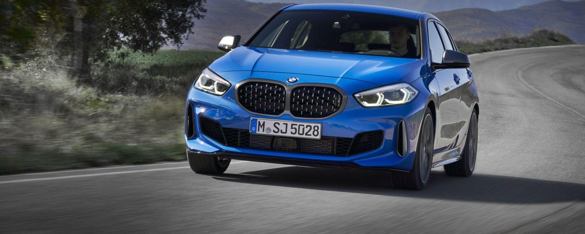 BMW M135i, la aspetta una sorella più potente?