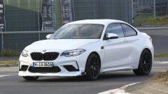 BMW M2, avvistamenti al Ring: sarà la nuova CS o CSL - Immagine: 1