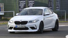 BMW M2, avvistamenti al Ring: sarà la nuova CS o CSL - Immagine: 2