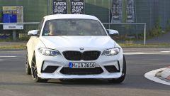 BMW M2, avvistamenti al Ring: sarà la nuova CS o CSL - Immagine: 3