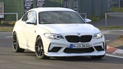 BMW M2, avvistamenti al Ring: sarà la nuova CS o CSL - Immagine: 4