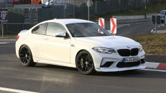 BMW M2, avvistamenti al Ring: sarà la nuova CS o CSL - Immagine: 5