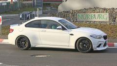 BMW M2, avvistamenti al Ring: sarà la nuova CS o CSL - Immagine: 6