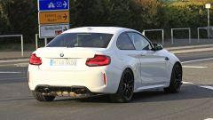 BMW M2, avvistamenti al Ring: sarà la nuova CS o CSL - Immagine: 8