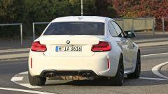 BMW M2, avvistamenti al Ring: sarà la nuova CS o CSL - Immagine: 9