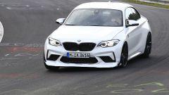 BMW M2, avvistamenti al Ring: sarà la nuova CS o CSL - Immagine: 10