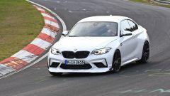 BMW M2, avvistamenti al Ring: sarà la nuova CS o CSL - Immagine: 11