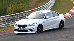 BMW M2, avvistamenti al Ring: sarà la nuova CS o CSL - Immagine: 12