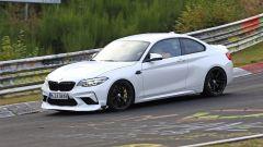 BMW M2, avvistamenti al Ring: sarà la nuova CS o CSL - Immagine: 13
