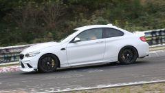 BMW M2, avvistamenti al Ring: sarà la nuova CS o CSL - Immagine: 15