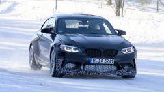 BMW M2, avvistamenti nei test invernali: sarà la nuova CS o CSL - Immagine: 2