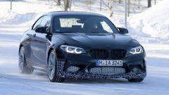 BMW M2, avvistamenti nei test invernali: sarà la nuova CS o CSL - Immagine: 20