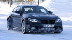BMW M2, avvistamenti nei test invernali: sarà la nuova CS o CSL - Immagine: 21