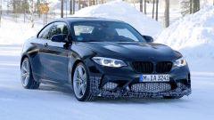 BMW M2, avvistamenti nei test invernali: sarà la nuova CS o CSL - Immagine: 22