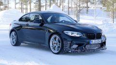 BMW M2, avvistamenti nei test invernali: sarà la nuova CS o CSL - Immagine: 1
