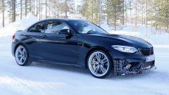 BMW M2, avvistamenti nei test invernali: sarà la nuova CS o CSL - Immagine: 23
