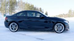 BMW M2, avvistamenti nei test invernali: sarà la nuova CS o CSL - Immagine: 25