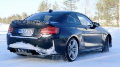 BMW M2, avvistamenti nei test invernali: sarà la nuova CS o CSL - Immagine: 27