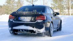 BMW M2, avvistamenti nei test invernali: sarà la nuova CS o CSL - Immagine: 28