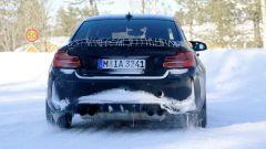 BMW M2, avvistamenti nei test invernali: sarà la nuova CS o CSL - Immagine: 3