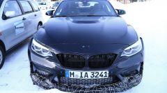 BMW M2, avvistamenti nei test invernali: sarà la nuova CS o CSL - Immagine: 30