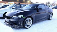 BMW M2, avvistamenti nei test invernali: sarà la nuova CS o CSL - Immagine: 31