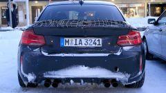 BMW M2, avvistamenti nei test invernali: sarà la nuova CS o CSL - Immagine: 34