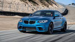 BMW M2 Coupé: 3/4 anteriore