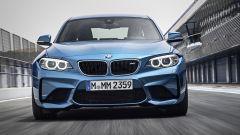 BMW M2 Coupé ha il 6 cilindri 3.0 Twin Scroll da 370 cavalli