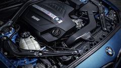 BMW M2 Coupé: il 6 cilindri in linea sprigiona 465 Nm tra 1.450 e 5.560 giri