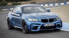 BMW M2 Coupé: il listino parte da 62.400 Euro