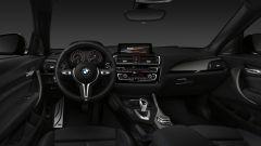 BMW M2 Coupé: la plancia