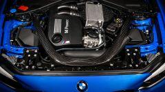 BMW M2 CS 2020: il motore da 450 CV