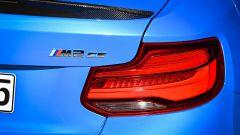 BMW M2 CS 2020: particolare del posteriore