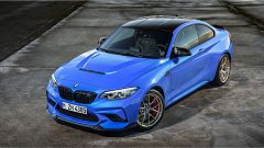 BMW M2 CS 2020: vista dall'alto
