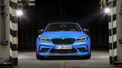BMW M2 CS 2020: visuale anteriore