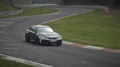 BMW M2 CS Competition in fase di test