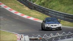 BMW M2 CS Competition: vista frontale