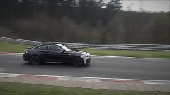BMW M2 CS Competition: vista laterale