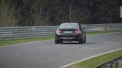 BMW M2 CS Competition: vista posteriore