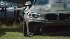 BMW M2 F22 Eurofighter by HGK. Guarda il video - Immagine: 1