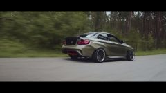 BMW M2 F22 Eurofighter by HGK. Guarda il video - Immagine: 17