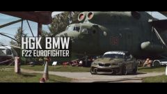 BMW M2 F22 Eurofighter by HGK. Guarda il video - Immagine: 20