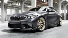 BMW M Performance Parts Concept, M2 in assetto da guerra - Immagine: 2