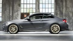 BMW M Performance Parts Concept, M2 in assetto da guerra - Immagine: 5