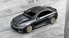 BMW M Performance Parts Concept, M2 in assetto da guerra - Immagine: 6