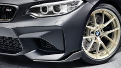 BMW M Performance Parts Concept, M2 in assetto da guerra - Immagine: 7