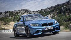 BMW M2 Coupé: prova in pista all'Hungaroring. Guarda il video. - Immagine: 22